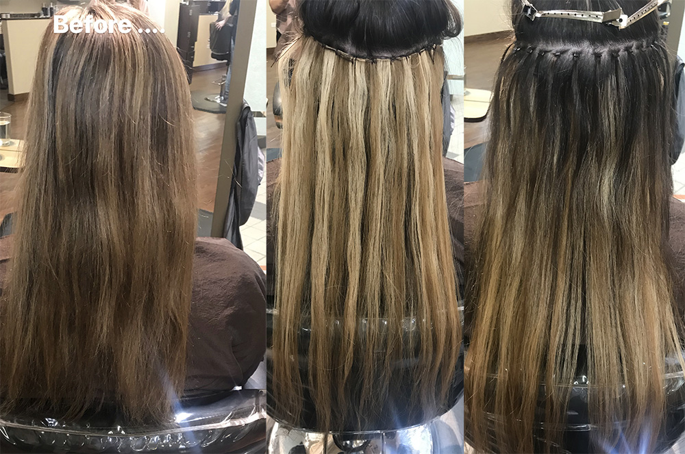 beaded-weft-hair-extensions