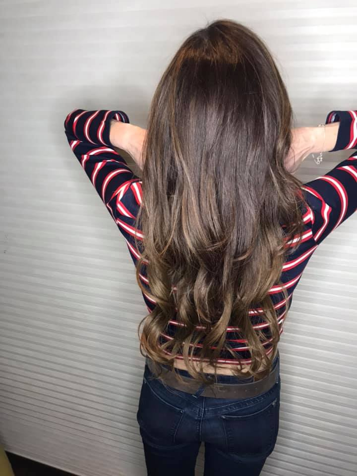 Beaded Weft Extensions Hair By Lisa In Boulder